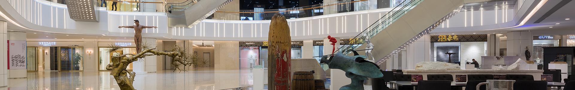 上海喜盈门地板木业品牌中心